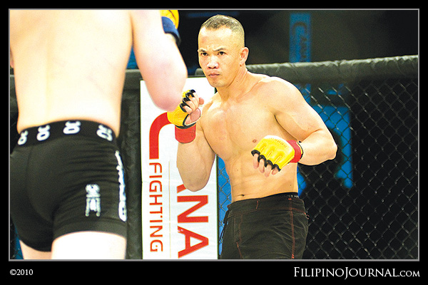 Pinoy MMA fighter, Alex Ferrer suffers round 1 KO loss at CFC 6.