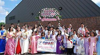QPAM's Santacruzan brings the best of Quezonians in Manitoba