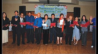Pangasinan Group of Manitoba holds 24th Anniversary Celebrations and Induction of New Officers