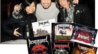 Fil-Am Metal band Death Angel rocks Winnipeg