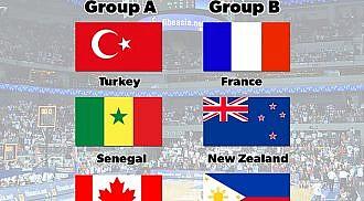 2016 FIBA Olympic Qualifying Tournament in Manila