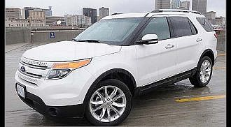 Review: Ford 2011 Explorer Powerhouse SUV