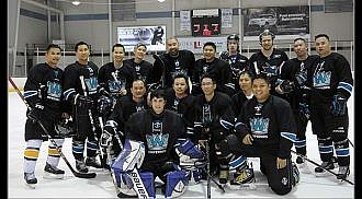 Winnipeg Emperors debut at the 22nd Asian Hockey Championships in Toronto
