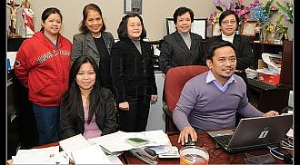 Hundreds of kababayans receive services from Toronto Consular Outreach at PCCM