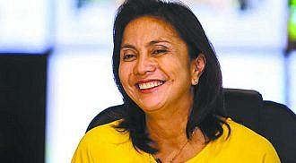 Robredo vows to be a hard-working VP regardless of who wins the Presidency