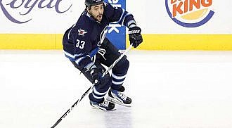 Byfuglien Locked Up