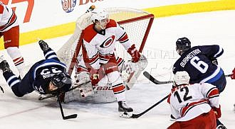 Carolina Hurricanes vs Winnipeg Jets- February 5, 2016