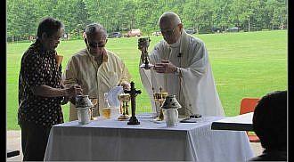 St. Patrick's Church Parish Family Picnic at Kildonan Park, June 25, 2011