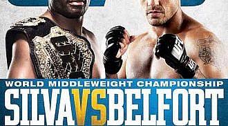 UFC 126 Silva vs. Belfort Accuracy vs. Speed