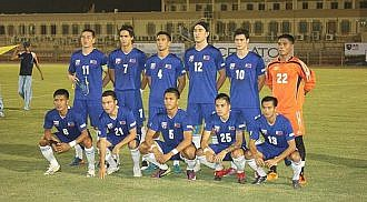 Azkals head for Kuwait