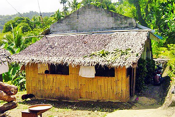 bahay kubo di na munti filipino journal