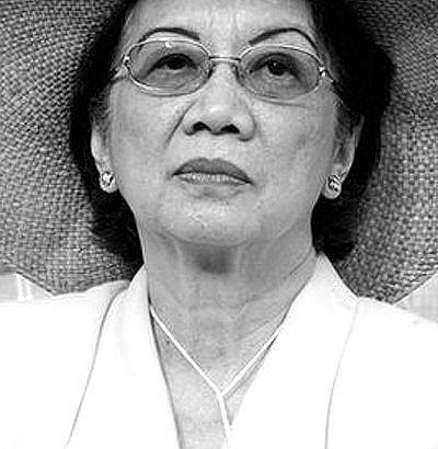 Cory Aquino among 25 Most Powerful Women of the 20th Century
