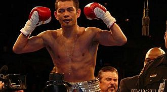 Nonito Donaire Jr. wins by 2nd round KO