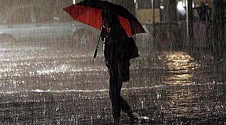 Heavy rains batter Metro Manila