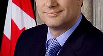 Stephen Harper wins a majority, NDP official opposition