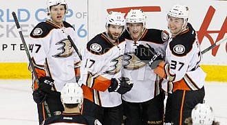 Winnipeg Jets vs Anaheim Ducks –  March 20, 2016