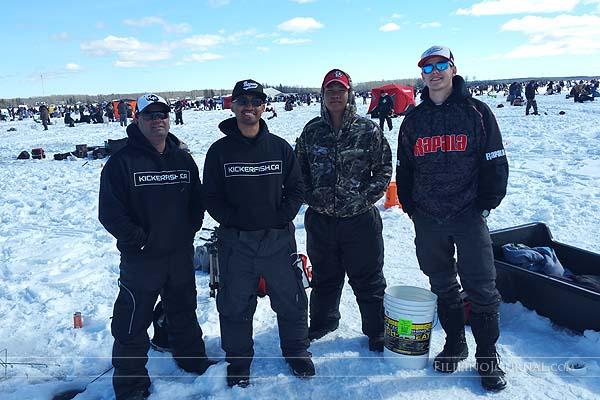 Falcon Lake Ice Derby