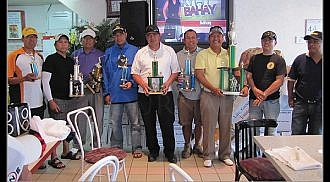 2nd Annual Fil-Can Cabletow Lodge No. 189 golf tournament at Kildonan Park Golf course