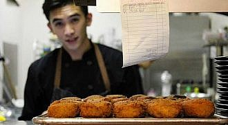 Chef Spotlight: Chef RJ Urbano of Creme D L'essence