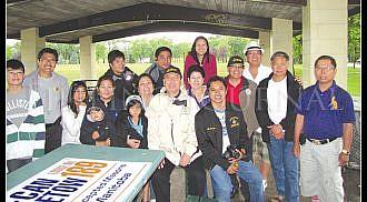 Filipino-American Brother Mason Visits Winnipeg