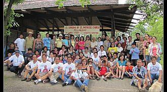 El Shaddai of St. Patrick's Church Fellowship's Family Picnic, July 31, 2010