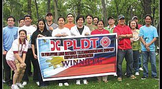 Association of Ex-PLDT Workers Summer Fun