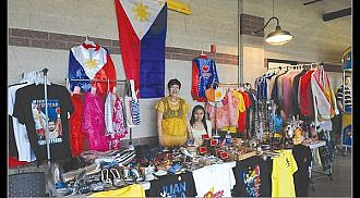 Goldeyes celebrate Filipino Night at Canwest Ballpark