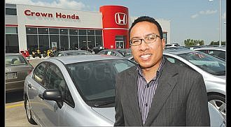 "Crown Honda, newest ""jewel"" of the Dilawri Automotive Group now open!"
