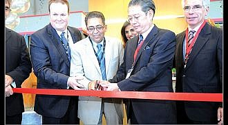 "Crown Honda, newest ""jewel"" of the Dilawri Automotive Group celebrates grand opening!"