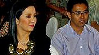 VP Binay hands off on son's romantic affair
