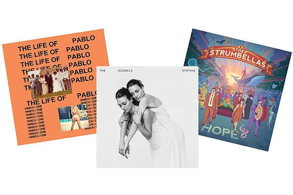 New Albums to Check Out This Year (part 4)