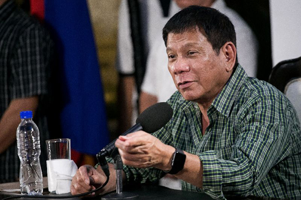 New appointees in Duterte administration