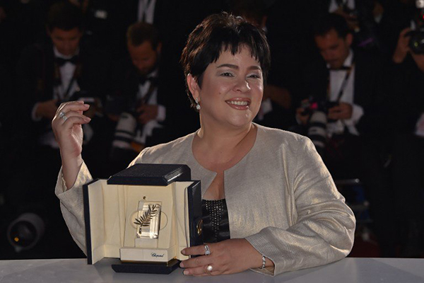 """Jaclyn Jose relishes fishball scene in """"Ma'Rosa"""""""