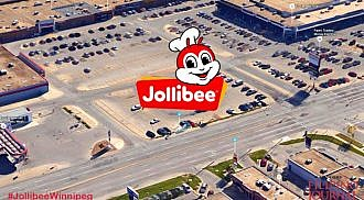 Jollibee on McPhillips to open in 2017
