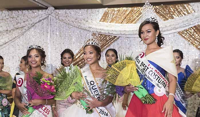 Maeddah Limuaco: 2016 Queen of the Manitoba Filipino Street Festival