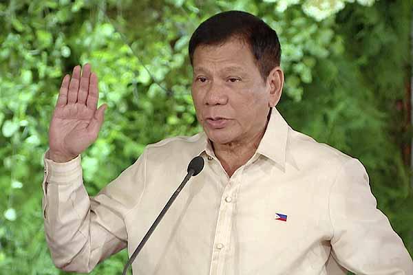 Radical na pagbabago sinimulan na ni Presidente Rodrigo Roa Duterte: Laban sa Droga at mga illegal na gamot