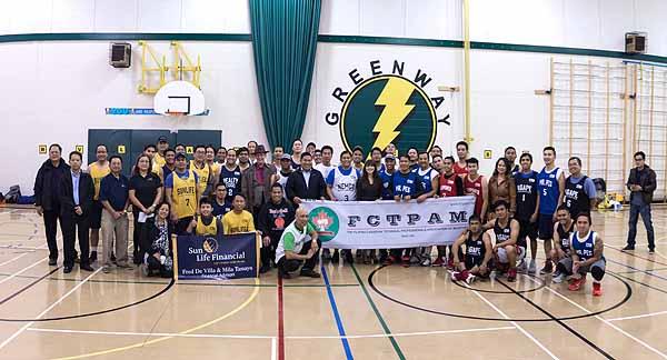 FCTPAM Basketball League Opens