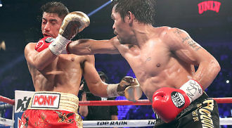 Pacquiao seeks new career high with victory over Vargas
