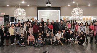 Bulakan Association of Winnipeg Inc. Christmas Party