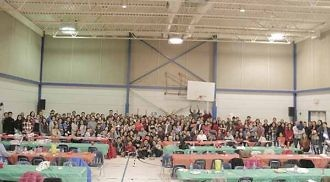 Life of Peg Association of Manitoba Inc. Christmas Party