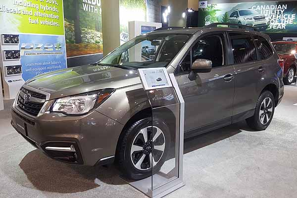 AJAC Cars of the Year: VW Golf Alltrack & Subaru Forester