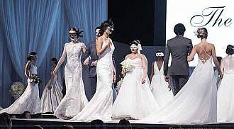 Wedding Fashion Trends at the Wonderful Wedding Show