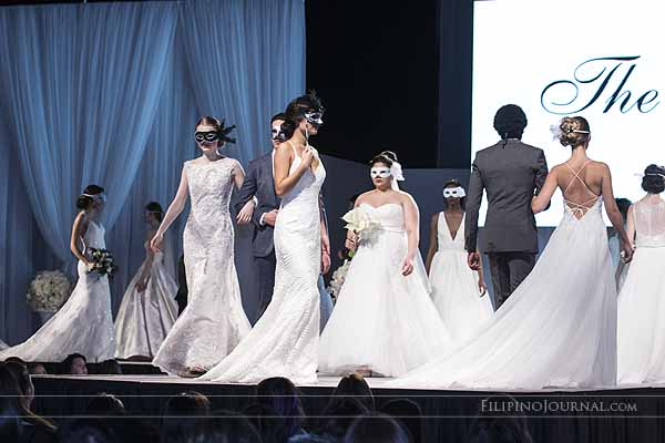 Wedding Fashion Trends at the Wonderful Wedding Show