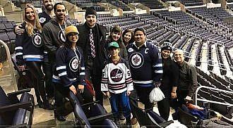 Fil-Can Devin Shore living NHL dream