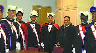 Knights of Columbus KC # 9144 Prince of Peace Memorial Mass, Scarborough, Ontario