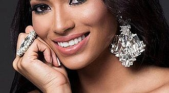 Miss Haiti and Miss New Zealand are half-Filipinas