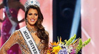Miss France is Miss Universe 2016