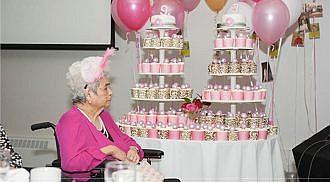 Meren Aviso's 93rd Birthday Gala Night
