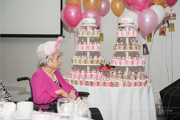 Meren Aviso's 93rd Birthday Gala Night