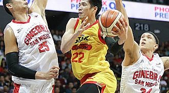 Chua recognizes new breed of Star Hotshots players